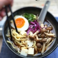 Japanese Miso Ramen Soup Recipe