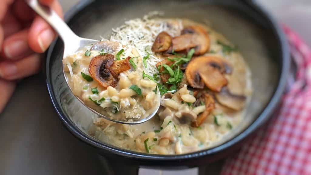 Image result for Microwave Mushroom Soup