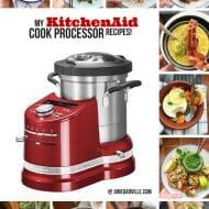 KitchenAid Cook Processor Recipes