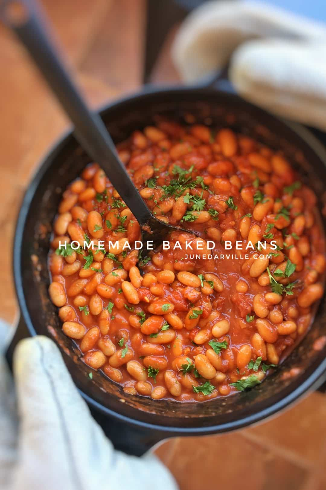Best Oven Baked Beans Recipe Simple Tasty Good
