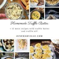 Black Truffle Butter Recipe