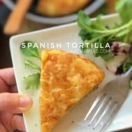 Best Ever Spanish Tortilla Recipe