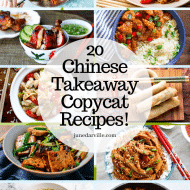 20 Chinese Takeaway Copycat Recipes