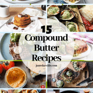 15 Compound Butter Recipes